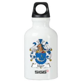 Jager Family Crest SIGG Traveller 0.3L Water Bottle