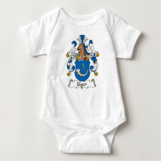 Jager Family Crest T-shirts