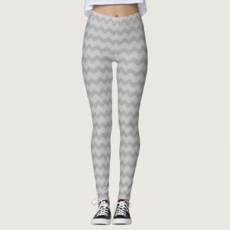 Jagged Little Chevron Leggings