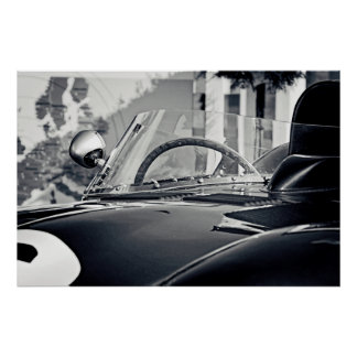 Jaguar - 1956 D Type 1 Posters