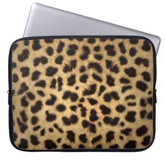 Jaguar Animal Print Computer Sleeves
