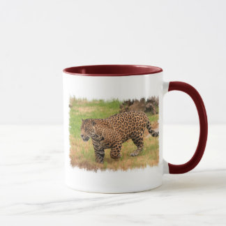 Jaguar Ceramic Coffee Mug