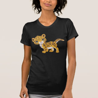 Jaguar Cub Womens T-Shirt