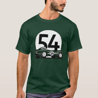 Jaguar d-type t-shirt
