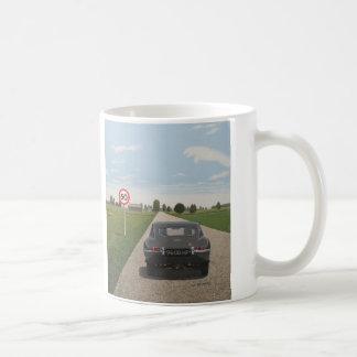 Jaguar E-Type 9600 HP Coffee Mug
