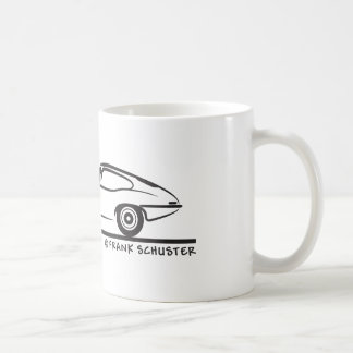 Jaguar E-Type Coupe Coffee Mug