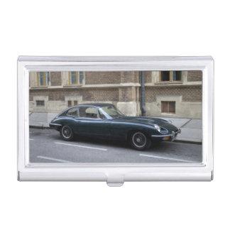 Jaguar E-Type Hardtop Business Card Holder