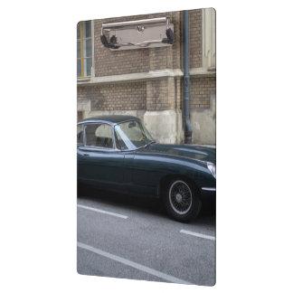 Jaguar E-Type Hardtop Clipboards