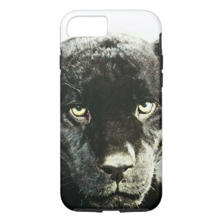 Jaguar Eyes Artwork Tough iPhone 7 Case