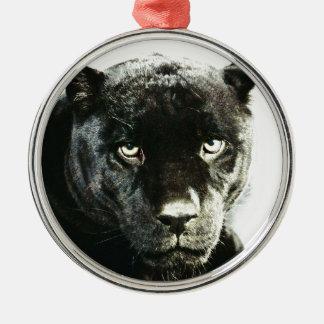 Jaguar Eyes Christmas Ornament