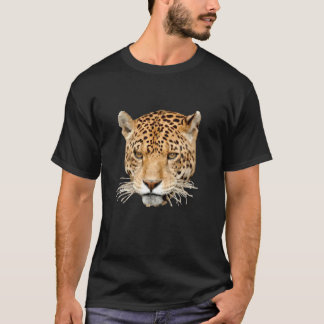 Jaguar Face T-Shirt