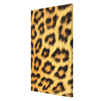 Jaguar Fur Canvas Print