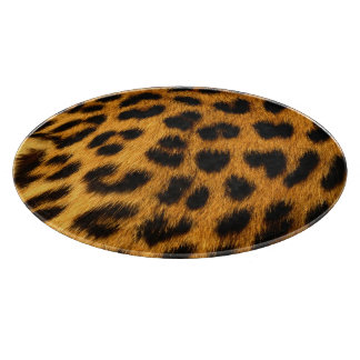 Jaguar Fur Cutting Board