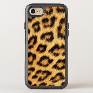 Jaguar Fur OtterBox Symmetry iPhone 7 Case