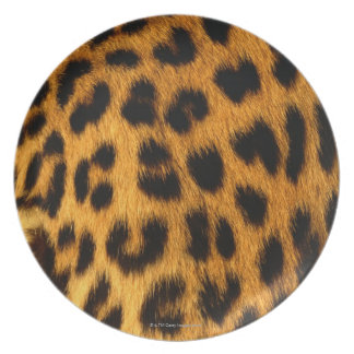 Jaguar Fur Plate