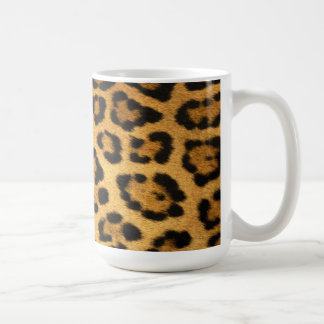 Jaguar Fur Print Coffee Mug