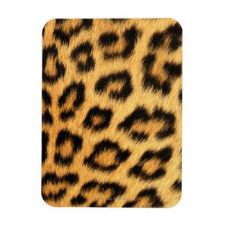 Jaguar Fur Rectangular Photo Magnet