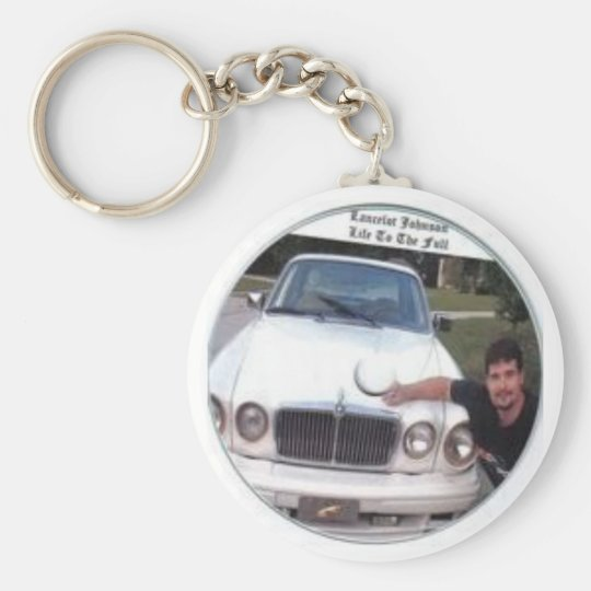 Jaguar key chain