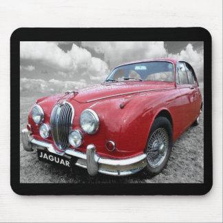 Jaguar Mark 2 Mouse Mat