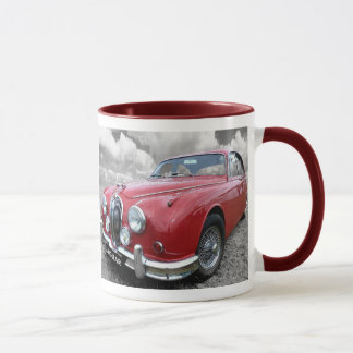 Jaguar Mark 2 Mug