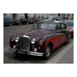 Jaguar Mark IX Poster