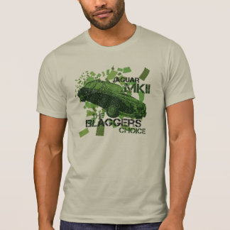 Jaguar MK2 The Blaggers Choice T-Shirt