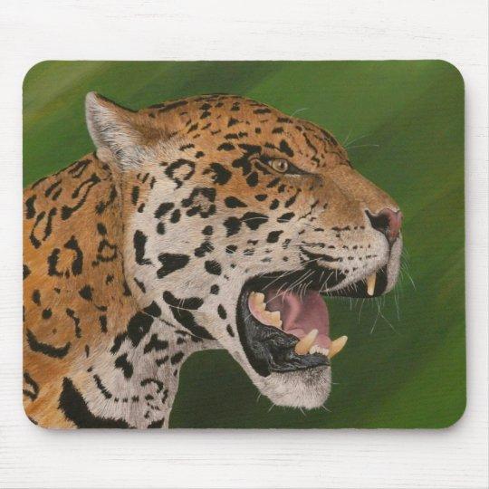 Jaguar Mouse Mat