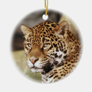 Jaguar Ornament