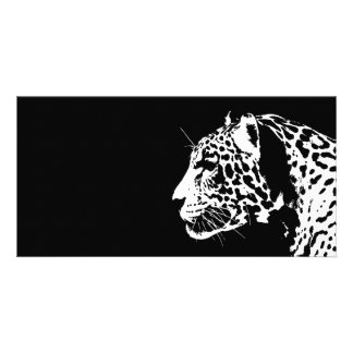 Jaguar Personalized Photo Card