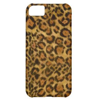 Jaguar Print, Jaguar Fur Pattern, Jaguar Spots iPhone 5C Case