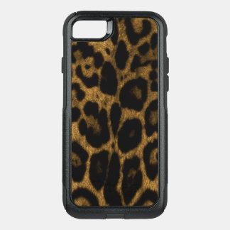 Jaguar Print OtterBox Commuter iPhone 7 Case