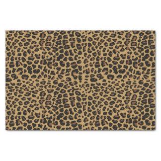 Jaguar Print Tissue Paper