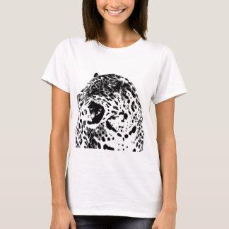 Jaguar Roaring T-Shirt