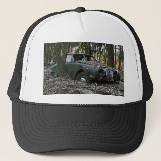 Jaguar S-Type Trucker Hat