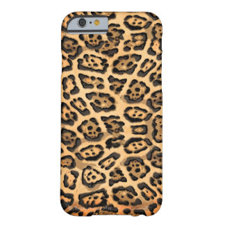 Jaguar Skin Barely There iPhone 6 Case