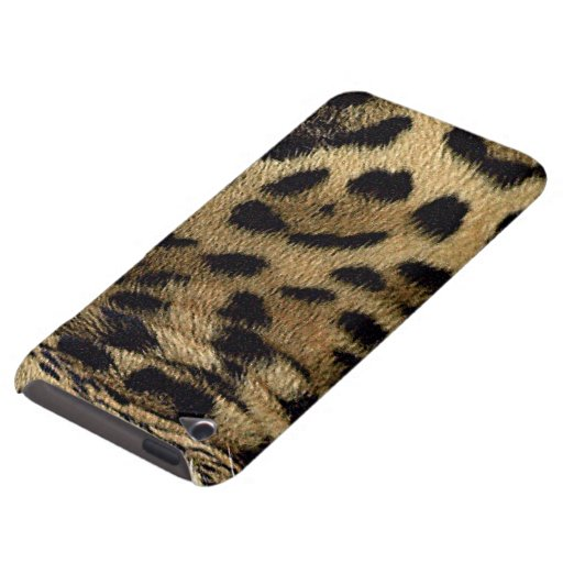 Jaguar Spots Jaguar Fur Wild Cat Animal-Lover Barely There iPod Case