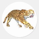 Jaguar Stickers