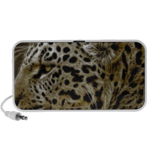 Jaguar Wild Animal Travel Speaker