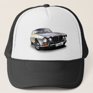 Jaguar XJ Trucker Hat
