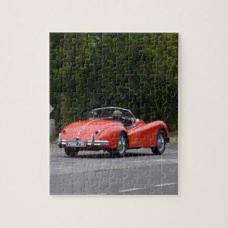 Jaguar XK140 Puzzle