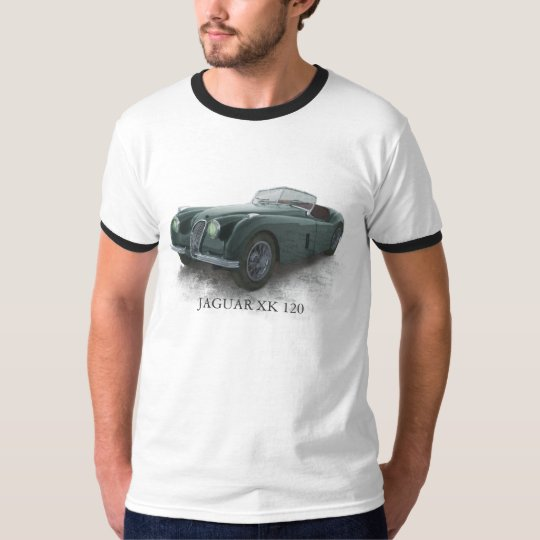 JAGUAR XK 120 T-Shirt