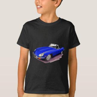 Jaguar XKE Blue Car T-Shirt