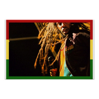 JAH Boogie Poster