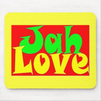 Jah Love Mouse Mat