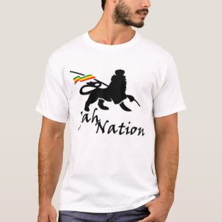 Jah Nation Light T-Shirt