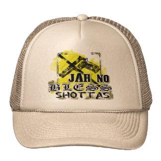 """Jah no bless shottas"" Cap"