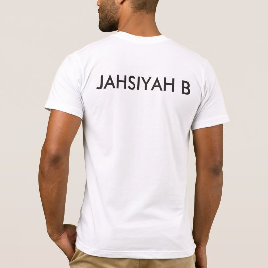 Jahsiyah B's Riddim Roots Radio Men's T-Shirt