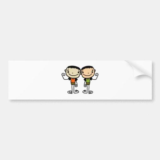 Jaidee Family Bumper Sticker