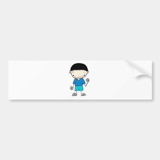 Jaidee Family Bumper Stickers