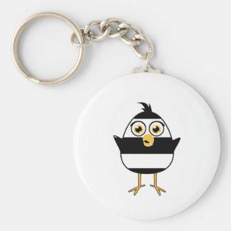 Jail Bird Keychains